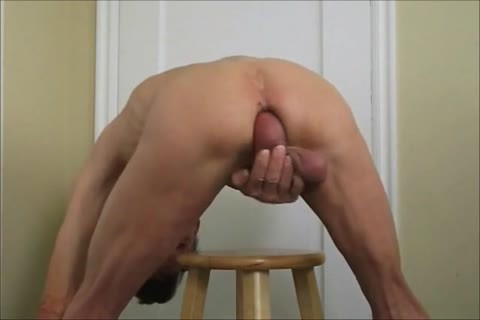 gigantic bare cock and way-out wazoo and Self nailing