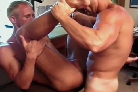 Tyler And Roberts engulfing weenies And Cumming