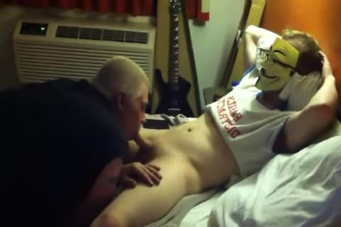 Anonymous oral-job
