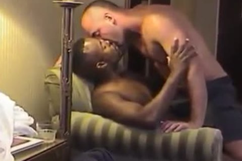 wicked Interracial Thugs Steamy bang