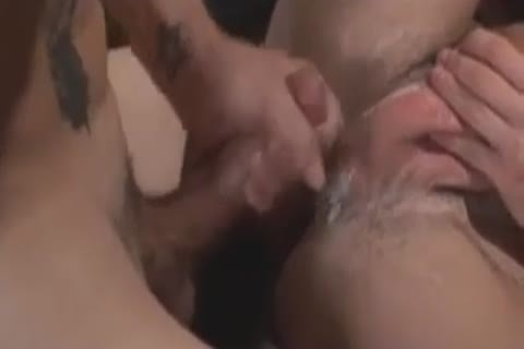 homo Hard butthole invasion And big cock juice flow