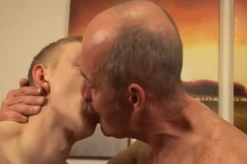 lad And daddy Want Each Other Bad