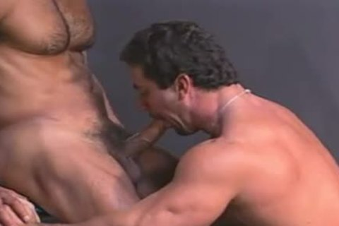 delicious Hunks Have sperm trickling Out   Redtube