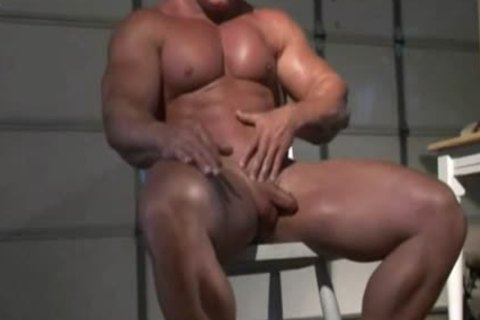 Russian American Contractor. Professional Bodybuilder As Well. Very admirable.