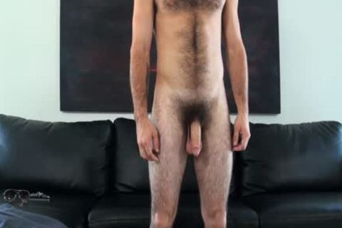GayCastings palatable Furry Actor ready To Do Porn For specie