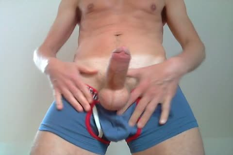 Showing A large Bulge In My BIKKEMBERGS Pants, Squeezing Some Precum throughout The Fabric Of The Pants, Squeezing My teats, trickling And Eating plenty of Precum, Talking A Little palatable To u, Playing With My Foreskin, Squeezing My Balls And Edgi
