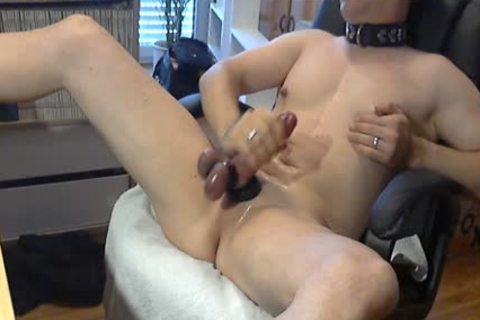 The nailing lustful whore whore Jerks His gigantic bulky 10-Pounder Very Hard And lengthy! At Minute 9:10 The whore discharges A gigantic Load Over His Body whilst It Sniffs A gigantic Charge Poppers Very unfathomable And do not Touch His bulky 10-
