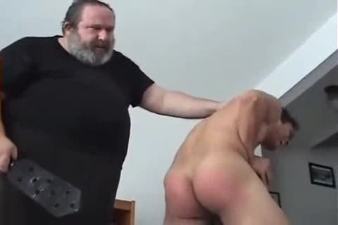 Very delicious twink Spanked