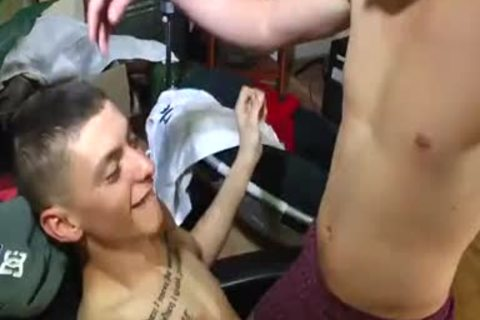 non-professional Lapdance From Straight lad