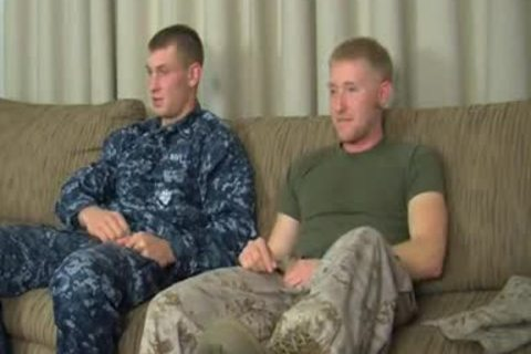 AAH - Petty Officer Aiden's First gay oral sex