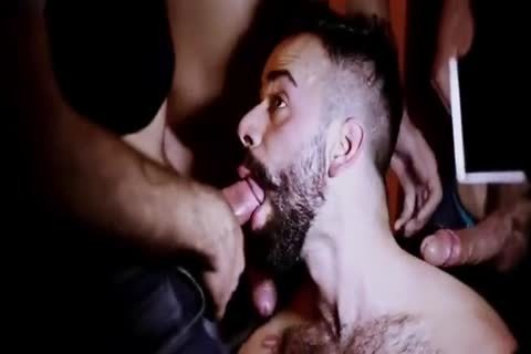 yummy hirsute cocksucker Does Hooded Thugs