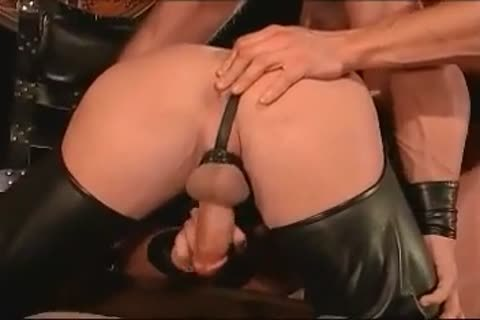 Ritual Leather three-some
