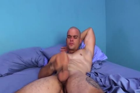 Colossal Latino Oscar Beats His weenie homosexual Xrated thirty XHamster
