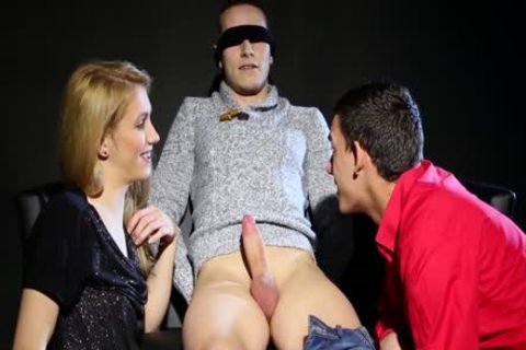babe acquires Cummed In 3way