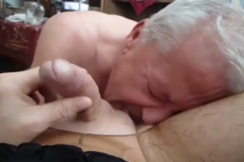 non-professional (!) My daddy friend And CD, Nylon And sperm Compilation