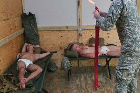 gay Drill Sergeant Gives sleazy butthole Training (tpc15426)