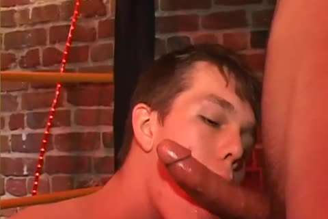 young homosexual sperm Eaters orgy - Scene two