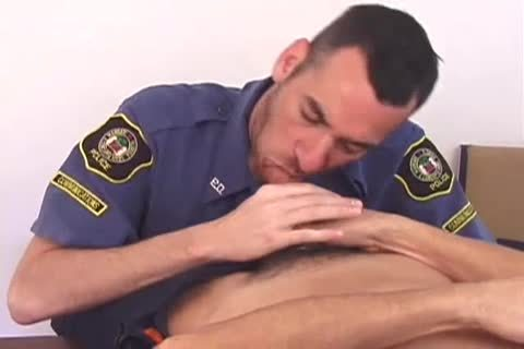 Cop bonks His Partner