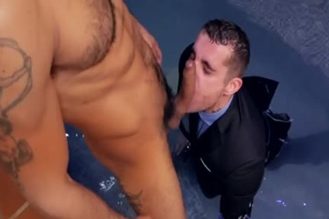 Muscle gay anal pound With cumshot