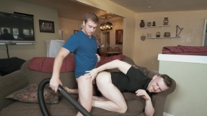 Getting A VJ - Connor Maguire & Jacob Peterson large cock hammer