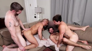 The In-Laws - Dirk Caber & Dennis West butthole plow
