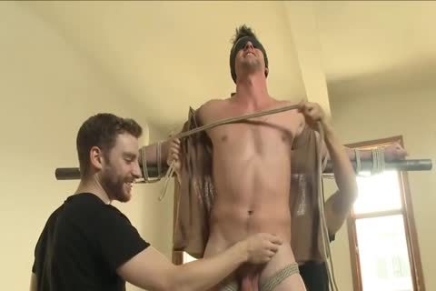 Bryan's not ever Been Edged In bondage