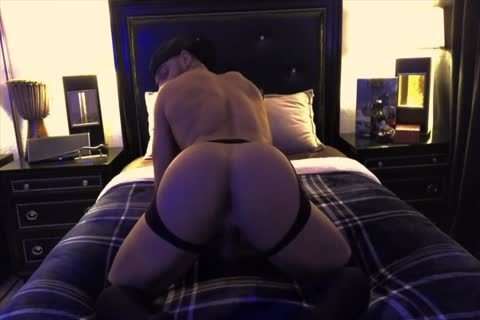 Showing Off His arse