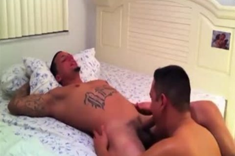 wild CUBAN THUG finally acquires His butt pounded