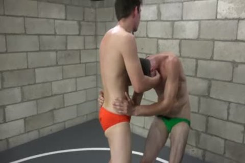Chase Michaels Vs Axel (Bodyworship)