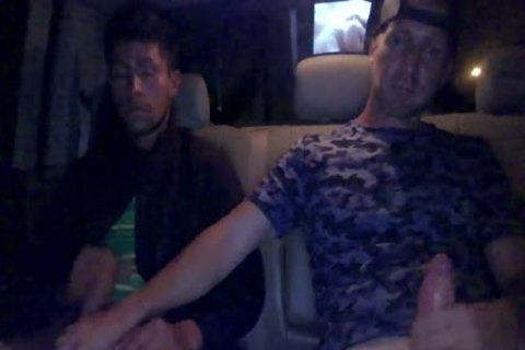 Street Trade Straight man Tries A Jerkoff Session In My Truck (anderson 1)