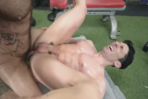 hairy Grant & Muscle chap