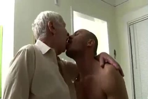naughty daddy man & Younger Having Sex
