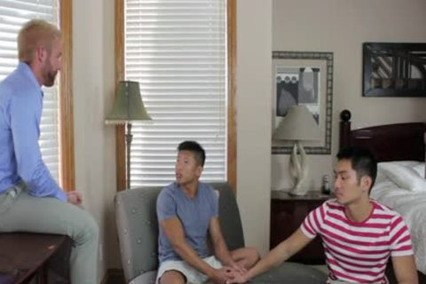 asian 3some Eric East