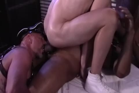 StepFather & Son fuckfest gang-sex