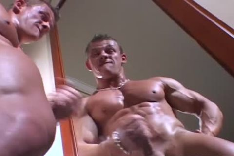 Muscle Hunks - Johnny Dirk (young Exhibitionist 2)