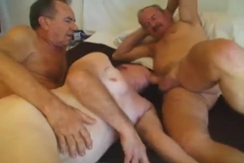 daddy Daddies three-some - Classic