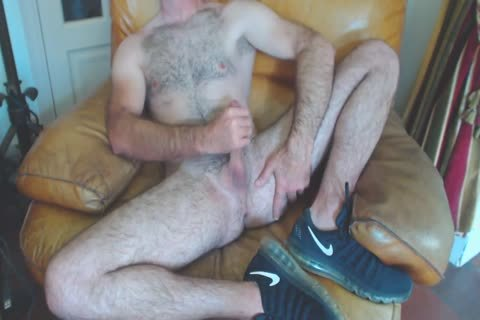 bushy OLLIVIER60 With large Feet - long HJ-EDGING-sperm FOUNTAIN