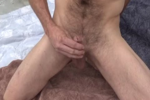 Precum Then Aloe Plant To Lube My cock outdoors For stroking