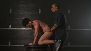 bare Tow Service - Pierre Fitch with Bo Sinn American Nail