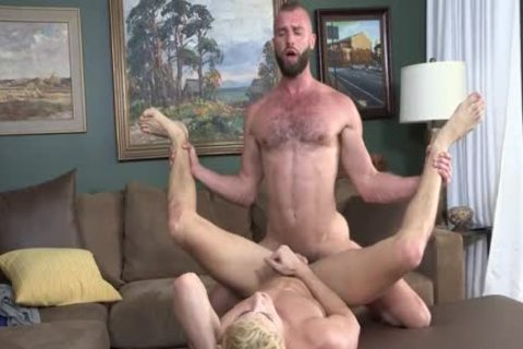 attractive lad Barebacked By hairy Stepdad