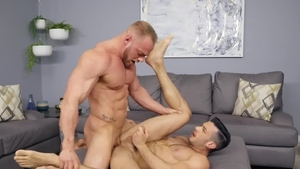 SeanCody - Muscle Manny 69 sex tape
