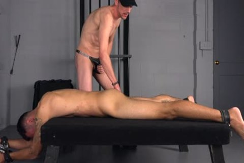Straight cock plowed raw & Bred By Hung Top - homo bdsm