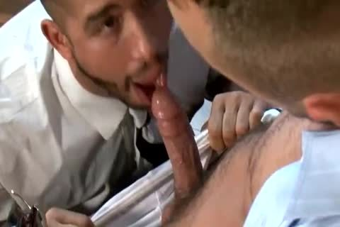 Trey Turner And Jessie Colter Have A kinky bang In The Office
