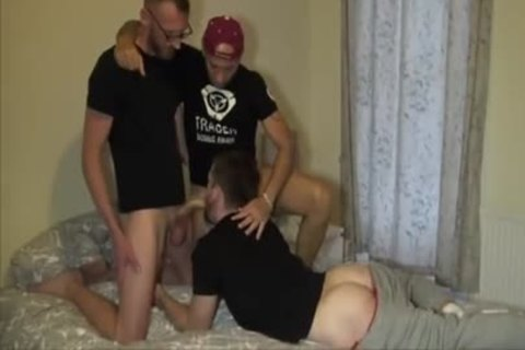 JessRoyan & Diggory & DP DannyWolfe For The First Time