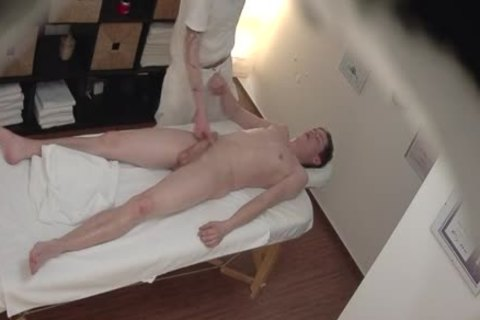 gay Massage For A young man Who Knows What he Wants