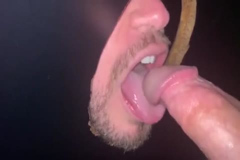 Glory hole And large schlong lovers