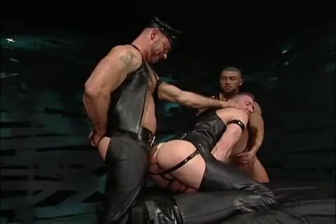 Porn gay leather Free Leather