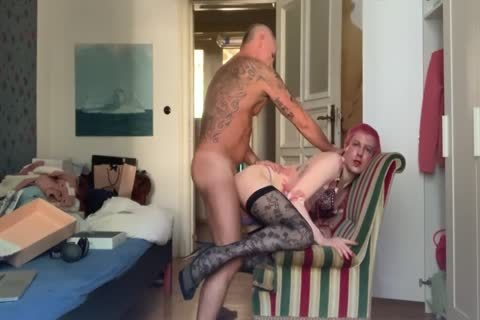 SISSY IS ALWAYS HUNGRY FOR raw dong