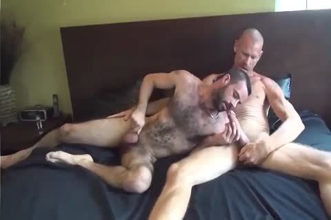 GUNNER DAVID GIFTED DADDY STUFFING hairy darksome hole