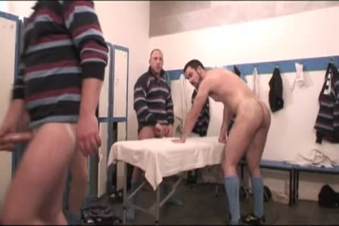 more excited Rugby Players (full clip)